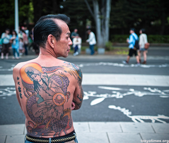 traditional Japanese tattoos
