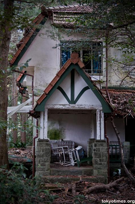 haikyo house