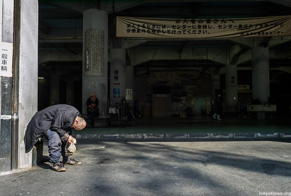 Kamagasaki, Japan