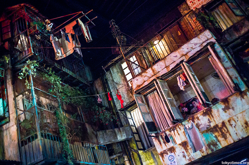 Lee Chapman - Japan's most impressive game centre? A recreation of Kowloon Walled City