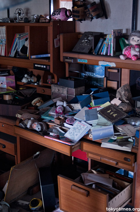 abandoned kimono shop haikyo