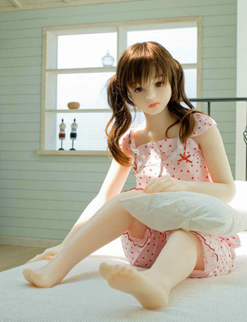 Japanese silicone dolls