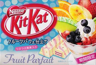 fruit kitkat