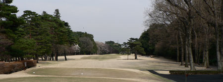 koganei country club