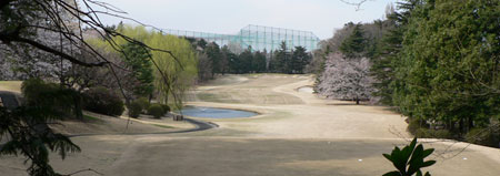 koganei golf course