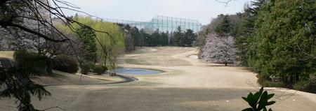 koganei golf course