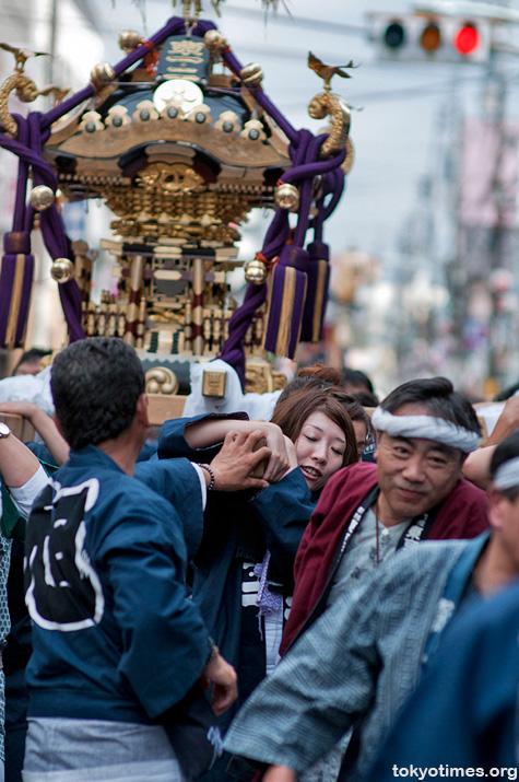 Kunitachi festival