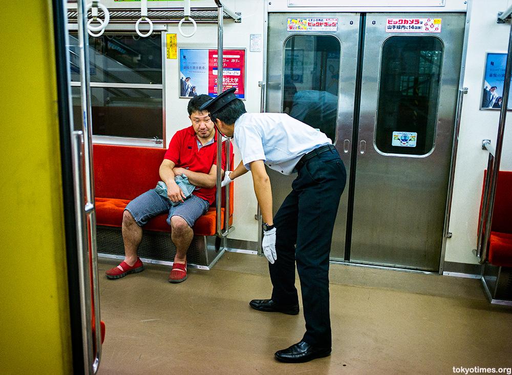 Tokyo last train, last stop sleeper