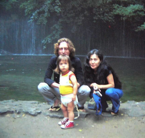 John Lennon in karuizawa