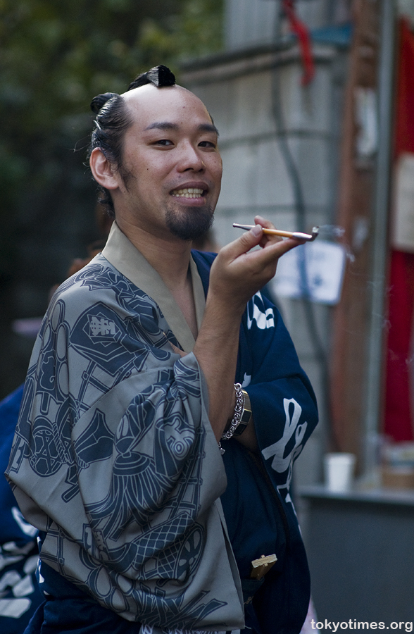 Traditional Samurai Hairstyle | www.pixshark.com - Images ...