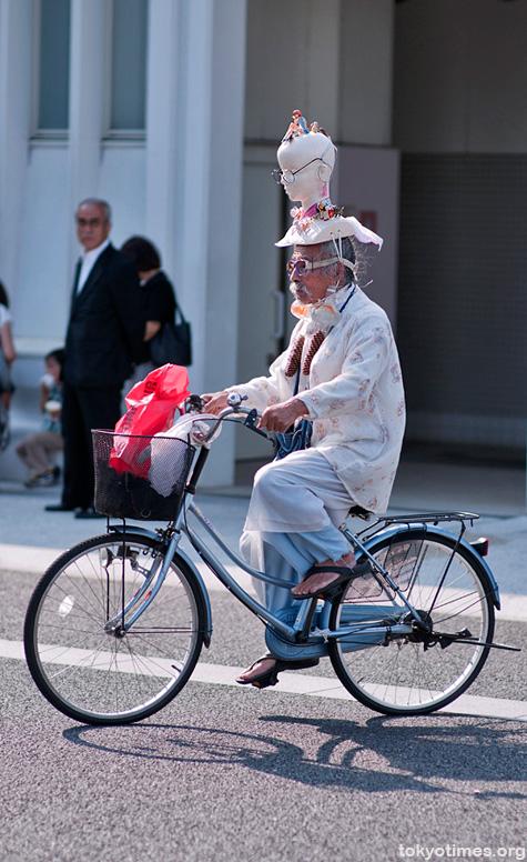 unusual Japanese fashion