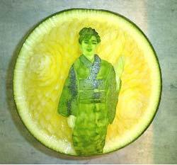 kimono melon