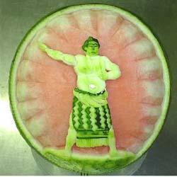 sumo melon