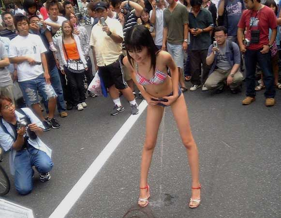 Japanese public peeing — Tokyo Times