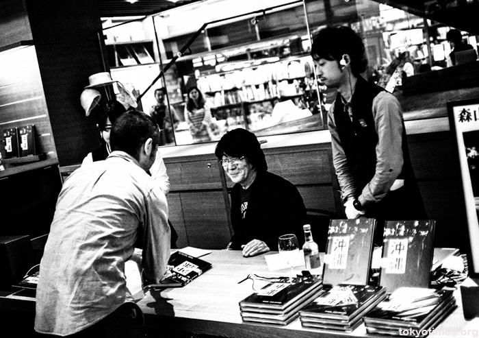 Moriyama Daido in Tokyo