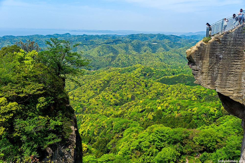 Mount Nokogiri Saw Mountain
