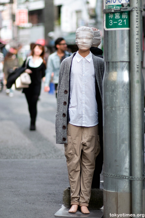 Japanese mannequin