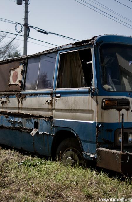 Japanese nationalist vans