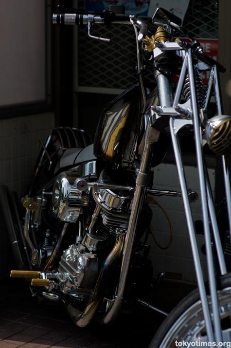 Japanese Harley Davidson