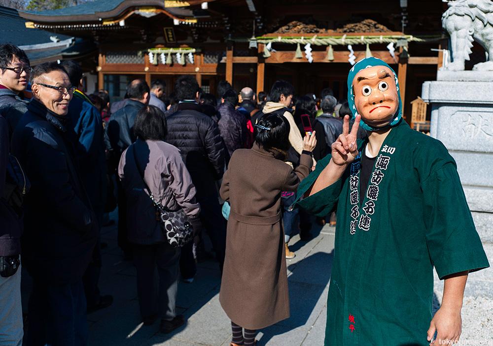 Tokyo New Year Shrine