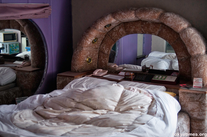 abandoned love hotel