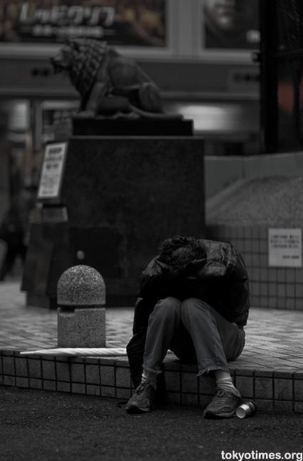 Toyko homeless