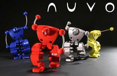 nuvo robot