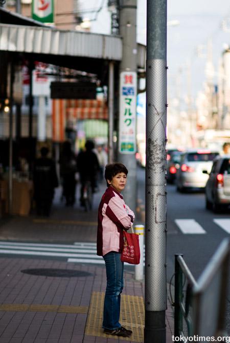 Tokyo obasan