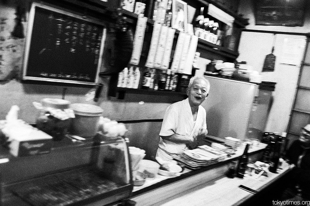 old Tokyo bar