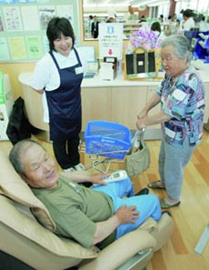elderly entertainment