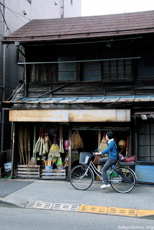 old Tokyo shop