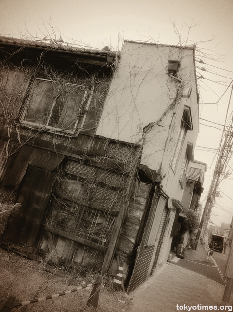 Tokyo old house