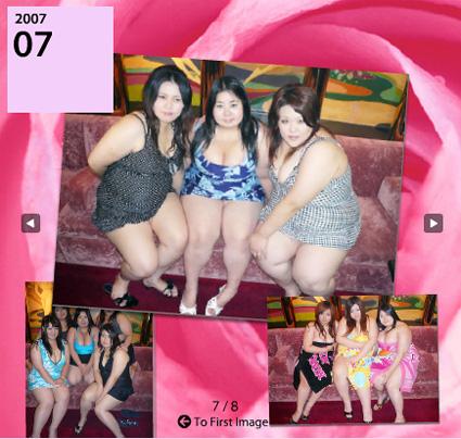 chubby ladies