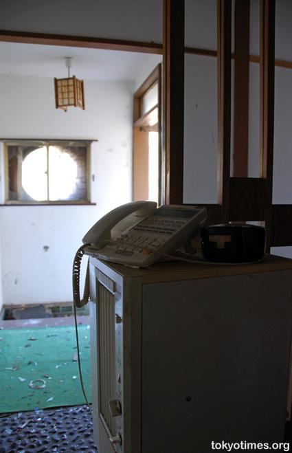 Japanese love hotel haikyo