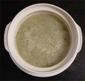 japanese rice porridge
