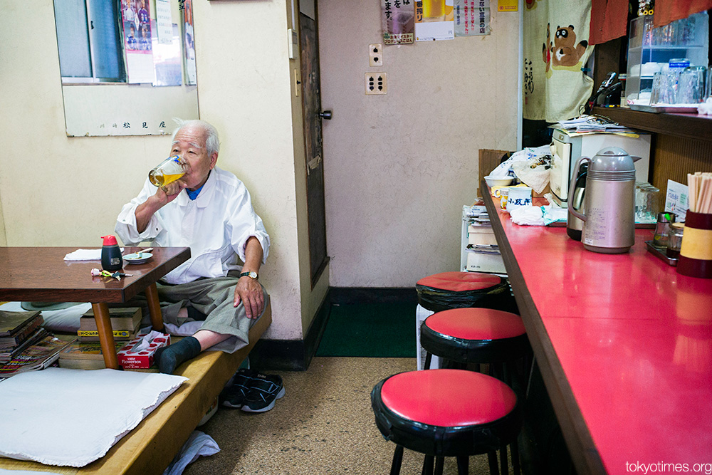Quiet Tokyo beers