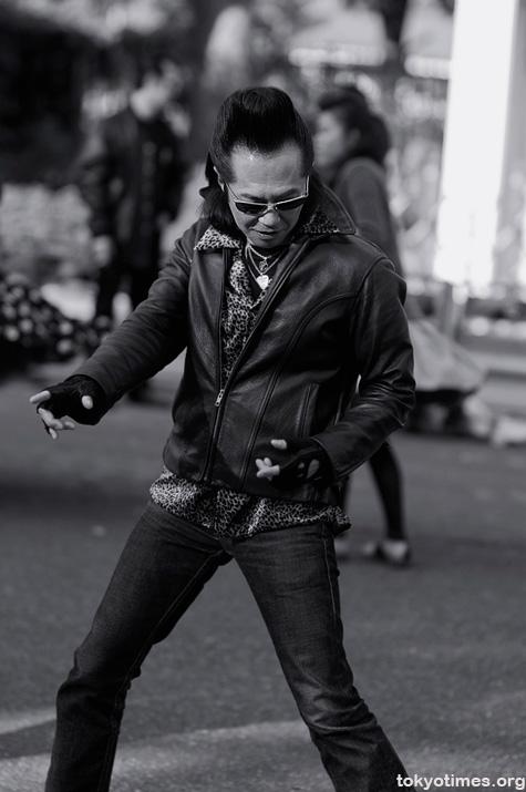 Yoyogi rockabilly Tokyo