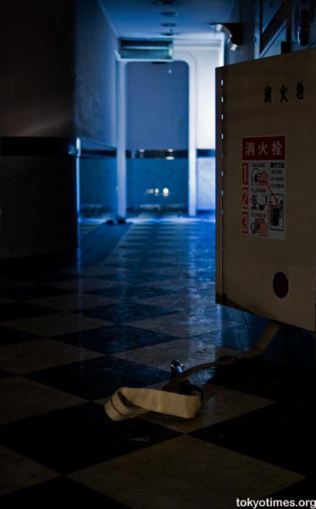 Japanese love hotel ruin