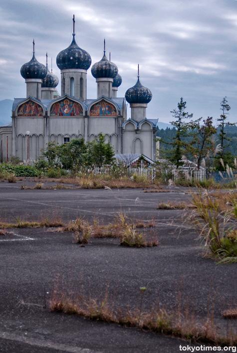 Abandoned Niigata Russian Village