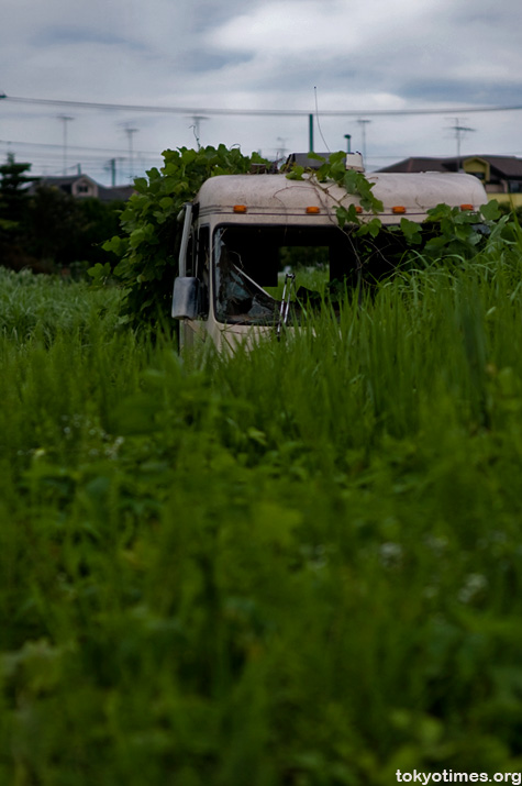 Abandoned RV