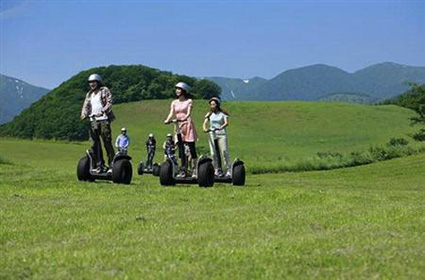 Segways in Japan