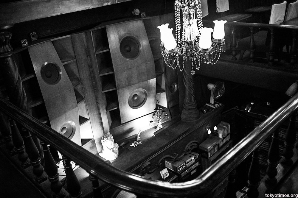 Shibuya classical music cafe Lion