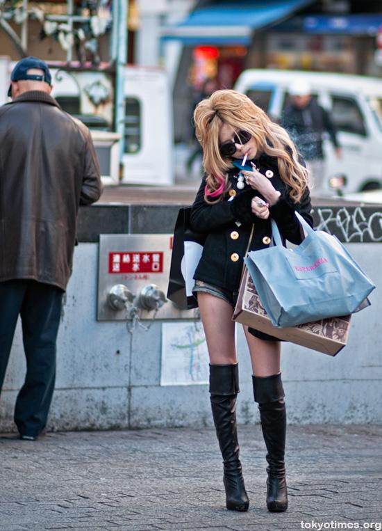 Shibuya fashion