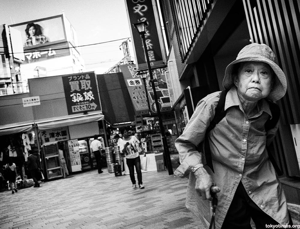 Shinjuku faces