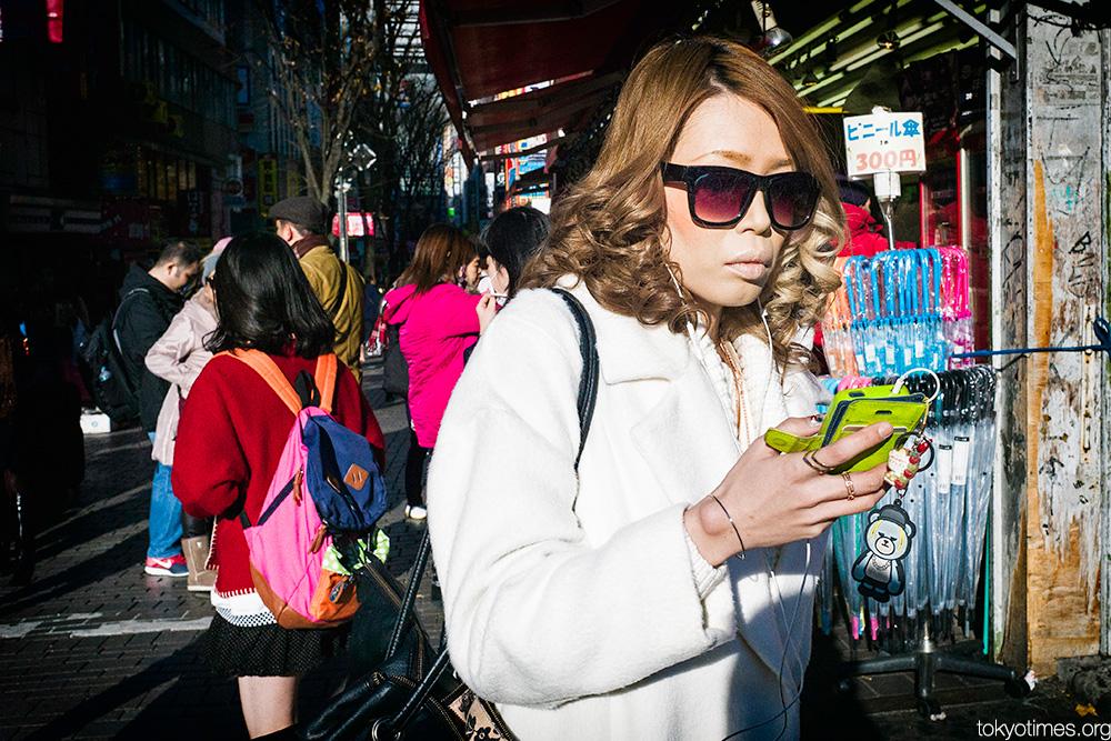 Shinjuku glamour