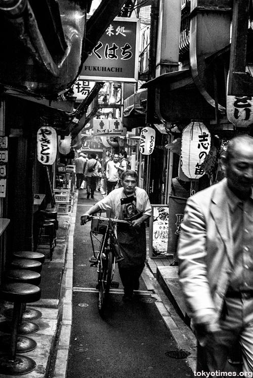 Shinjuku's Memory Land (Omoide Yokocho)