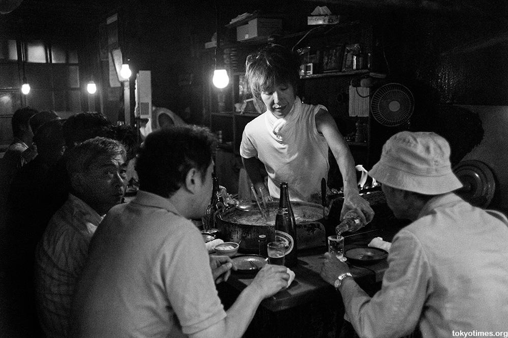 old and small Tokyo bar