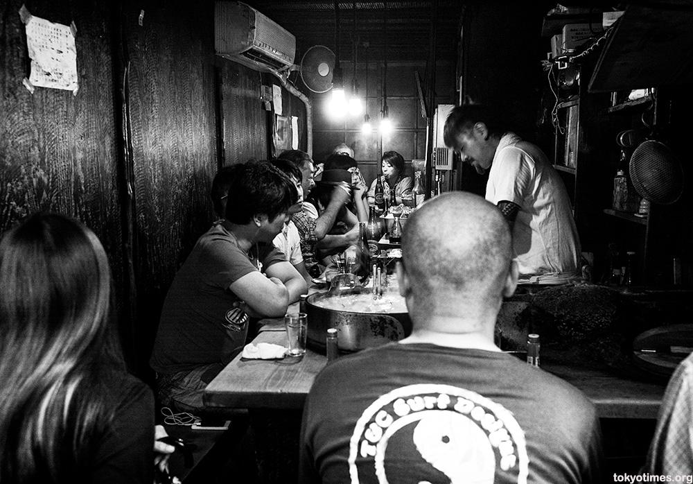 small Tokyo bar