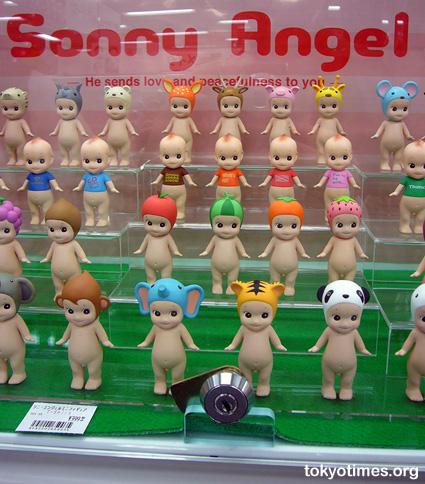 Japanese sonny angel