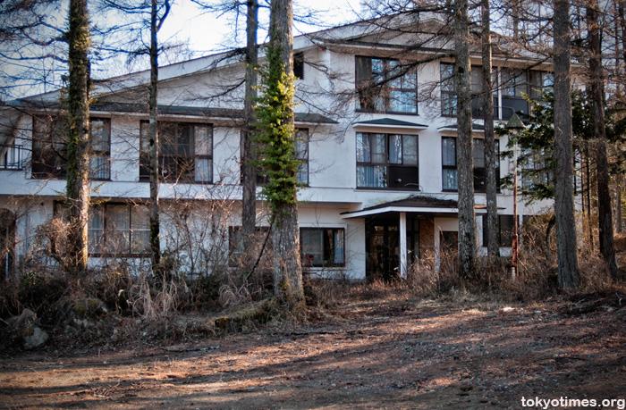 haikyo hotel